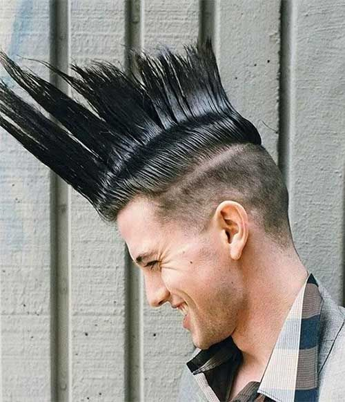 Crazy Cool Men Hair | 09造型設計-Mohawk and Fauxhawk Hairstyles ...