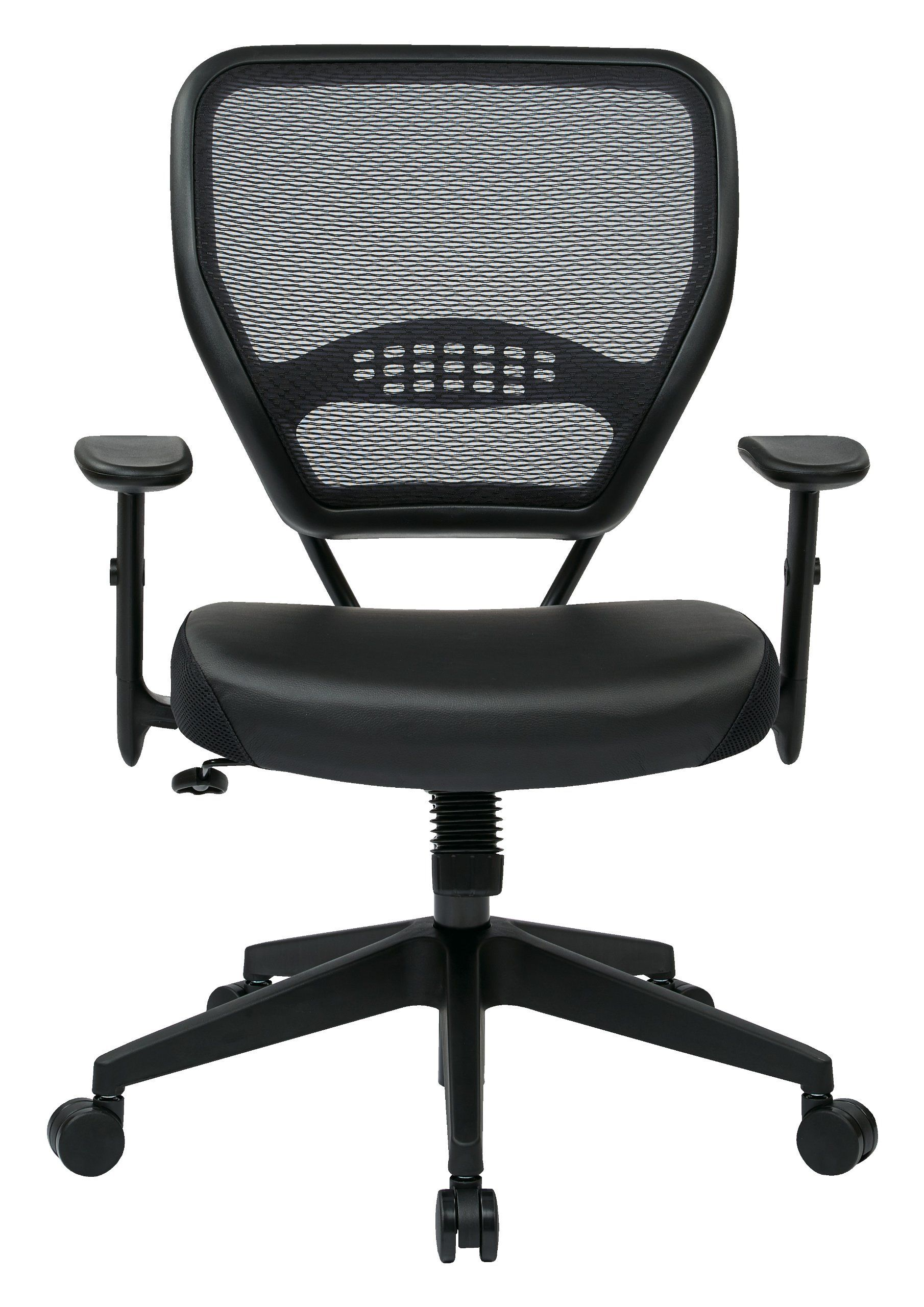 office star space professional air grid back managers chair with eco