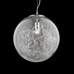 Lampe suspension Storm Mati¨re Verre soufflé déco Pinterest