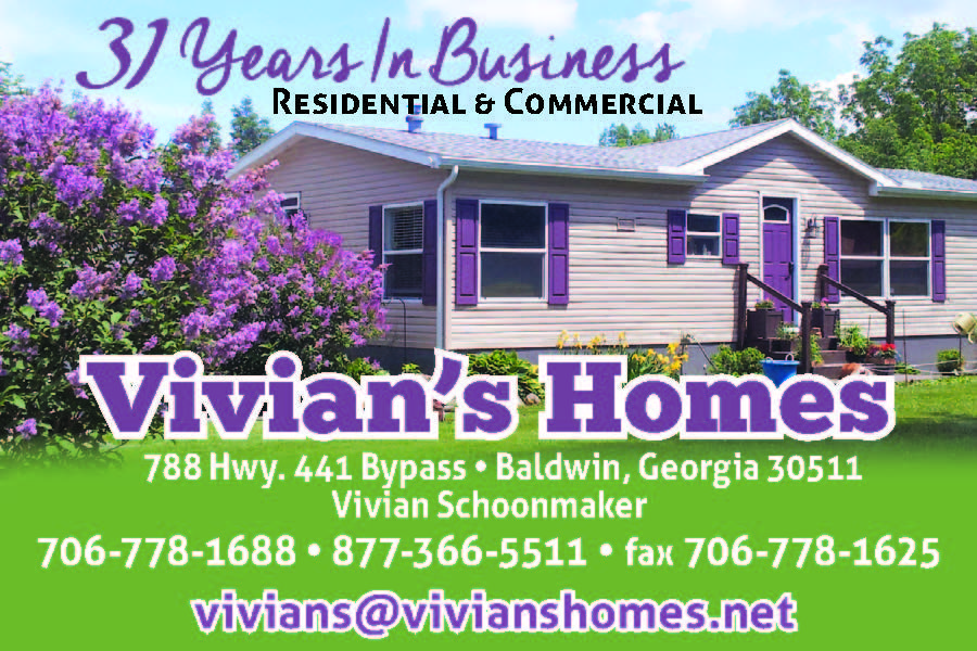 31 Years In Business RESIDENTIAL & COMMERCIAL Vivian Schoonmaker 877 on georgia lakefront homes, georgia luxury homes, georgia coastal homes, georgia historical homes, georgia farm homes,