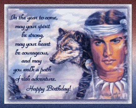 Happy Birthday Native American Native American Quotes American