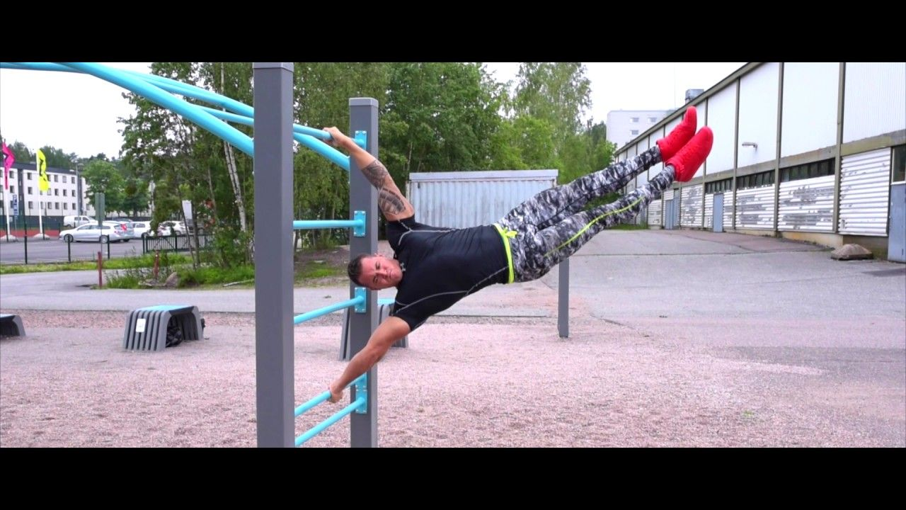 Lappset Street workout moves! Street workout, Workout