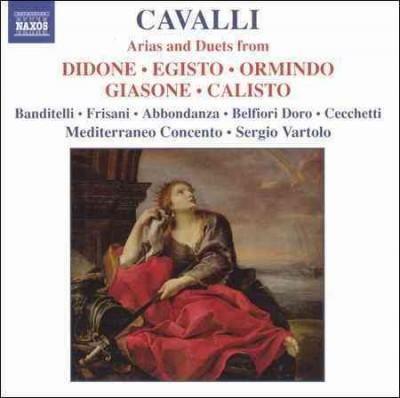 Banditelli - Cavalli: Arias and Duets