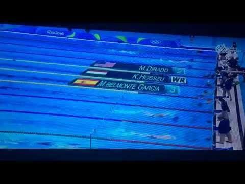 Így nyert aranyérmet Hosszú Katinka - Rio 2016