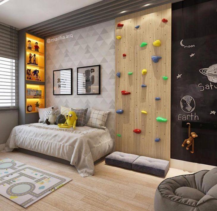 Photo of Papel de parede para quarto: 60 modelos ambientados para te inspirar