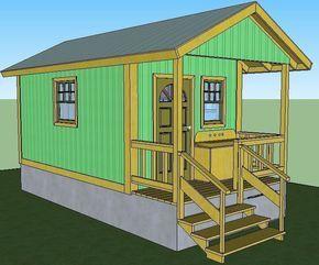 Quixote Off Grid Cabin Under 5000 Off Grid Cabin House
