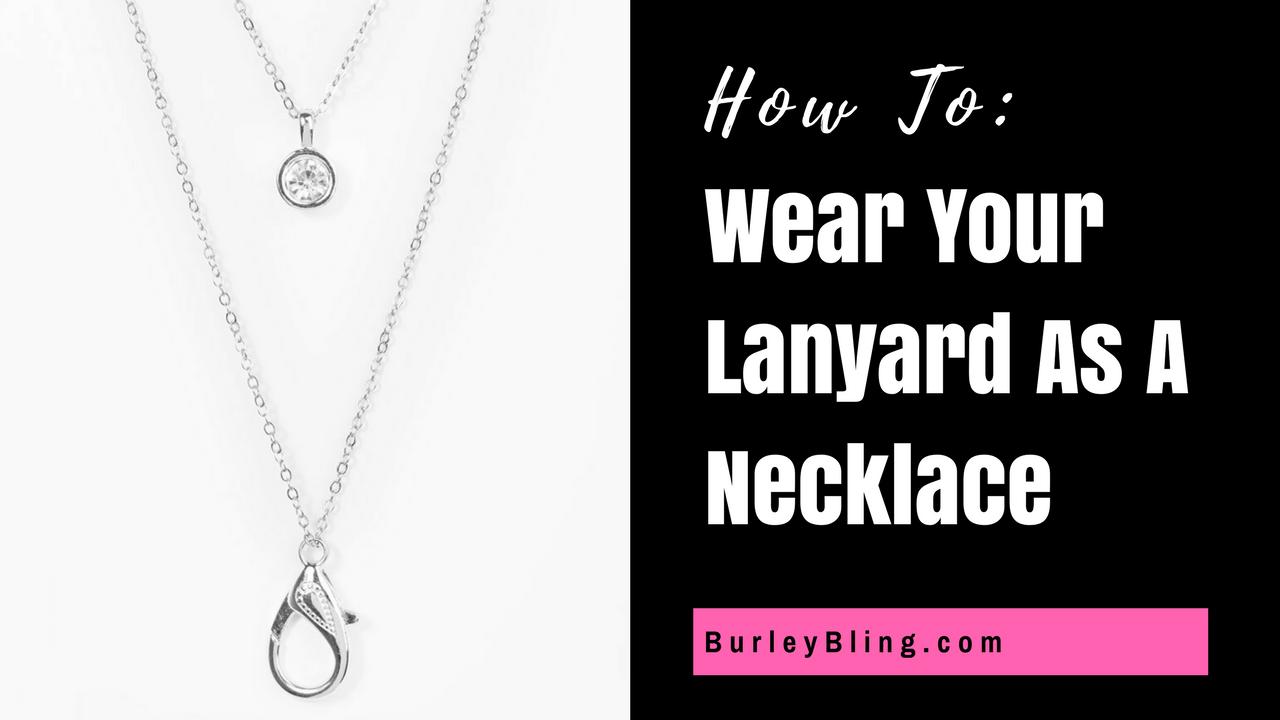 T2 New Stylish Paparazzi Lanyard Necklace