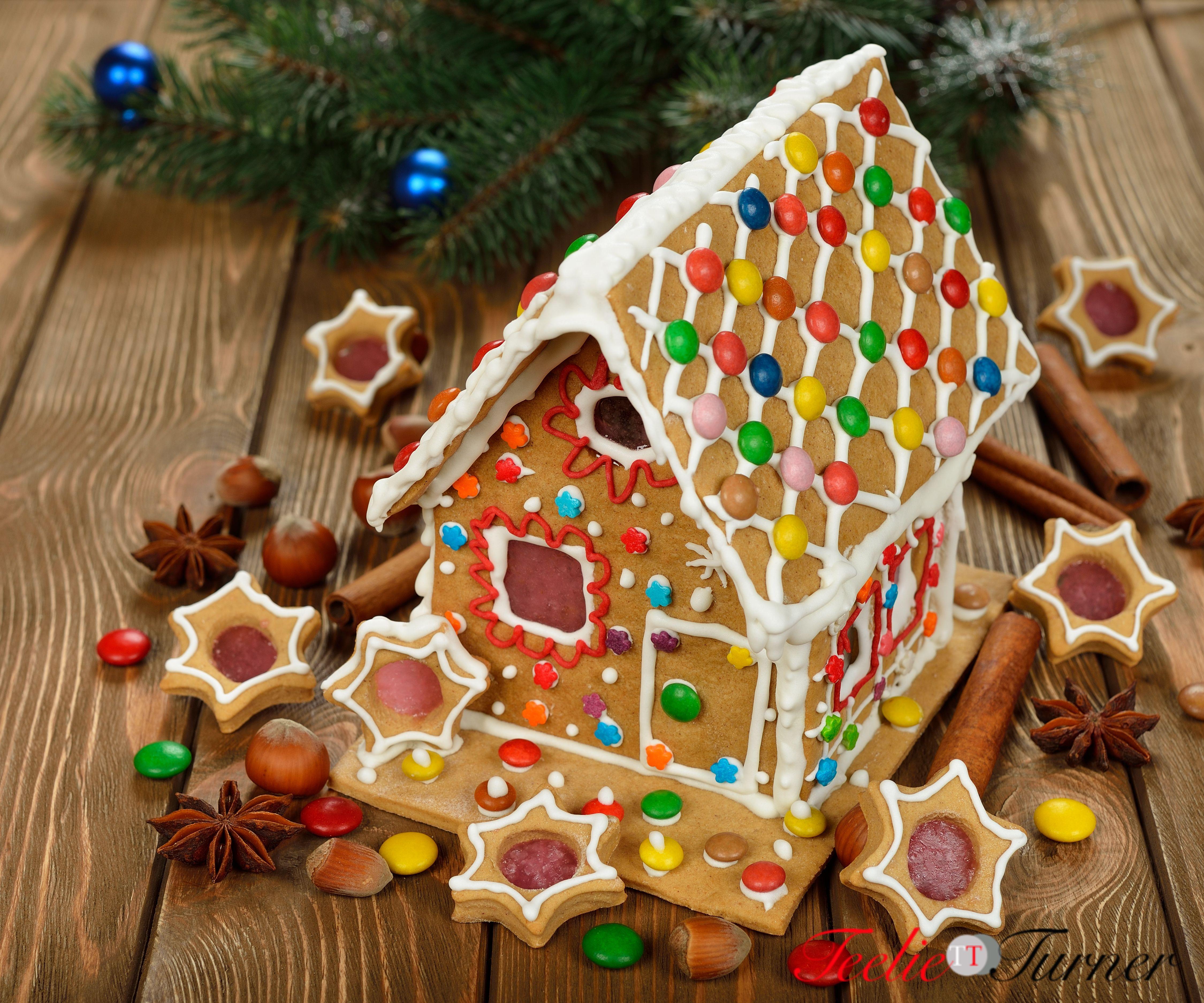 Candy House Christmas Decoration Christmas