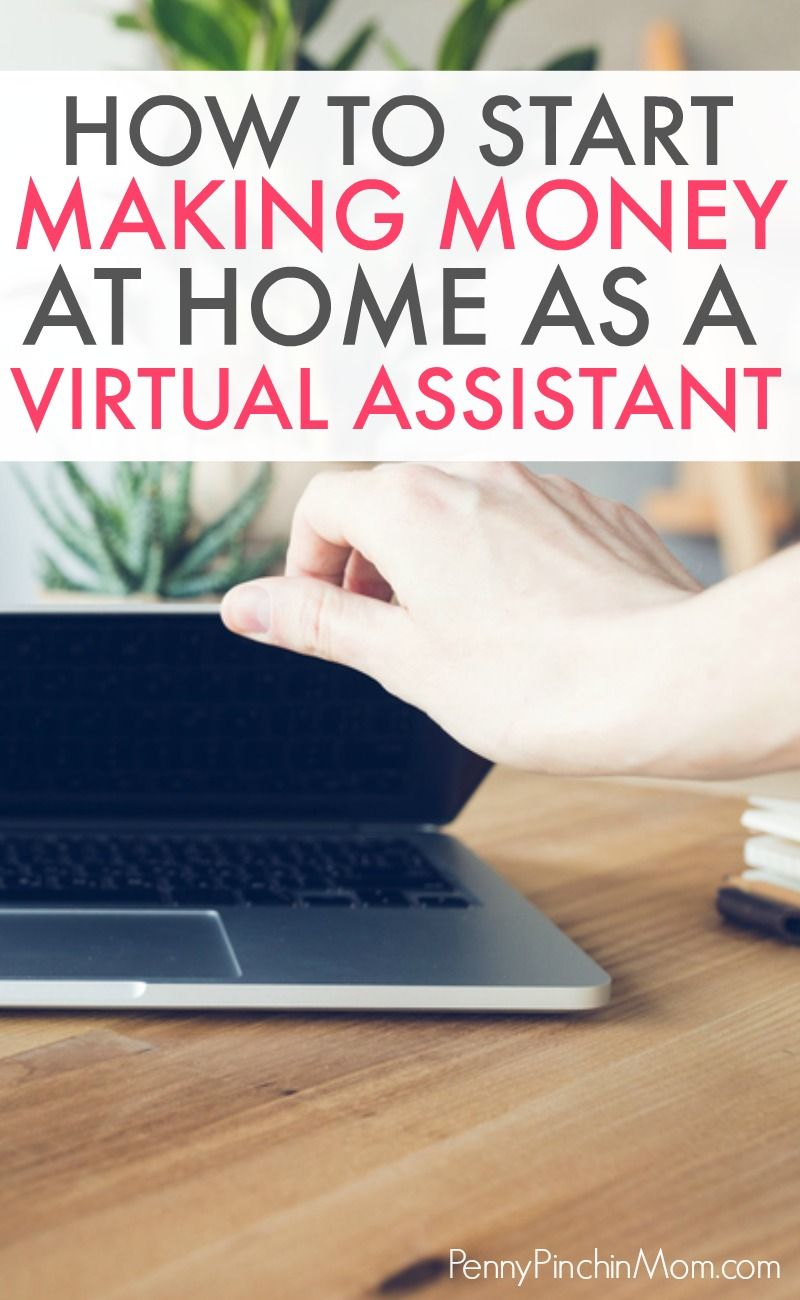 How to Start Working from Home as a Virtual Assistant (VA