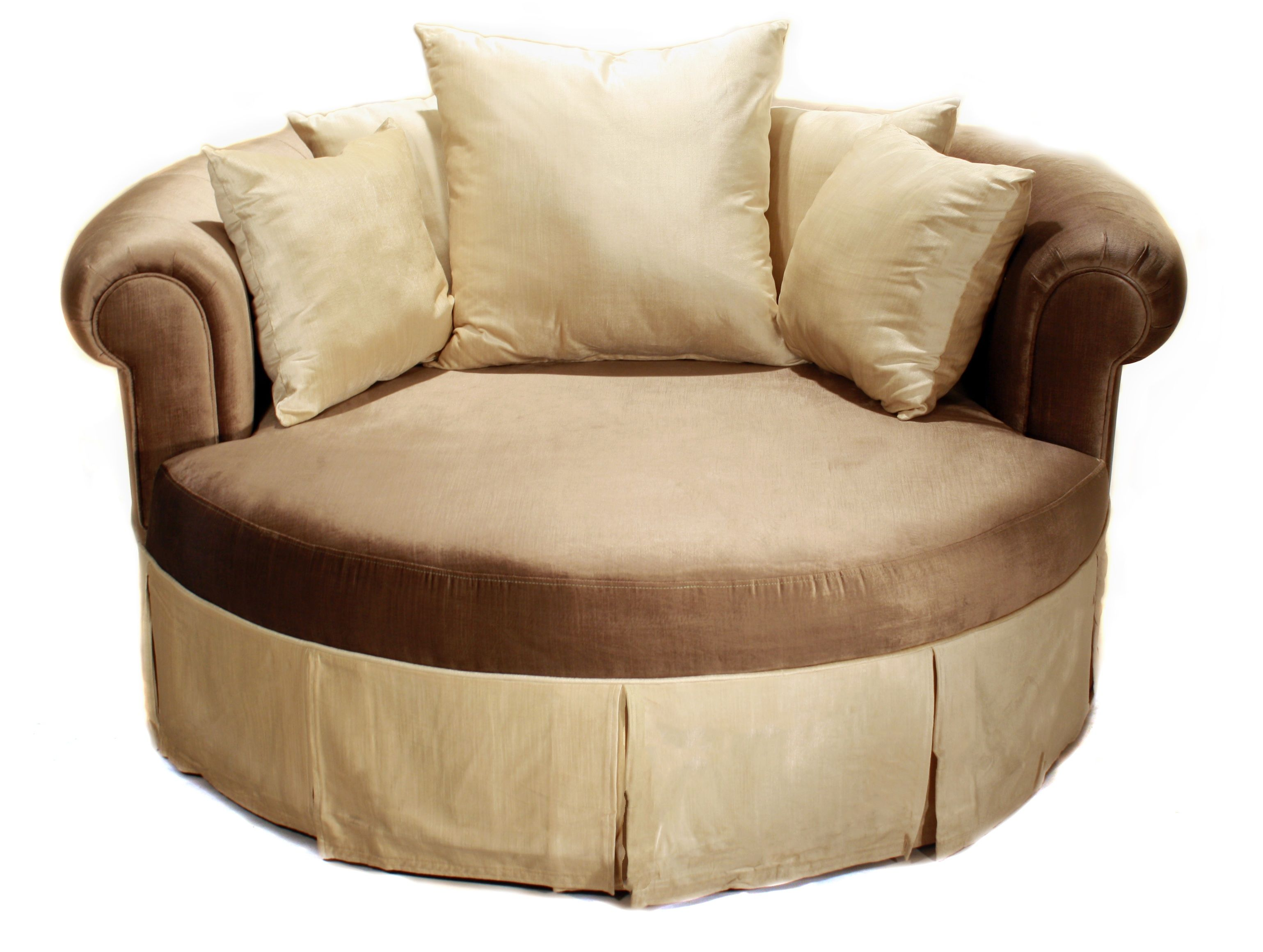 Large Cozy Round Chair! I Could Totally Read In This Chair! Family Room FurnitureFurniture  IdeasFamily ...