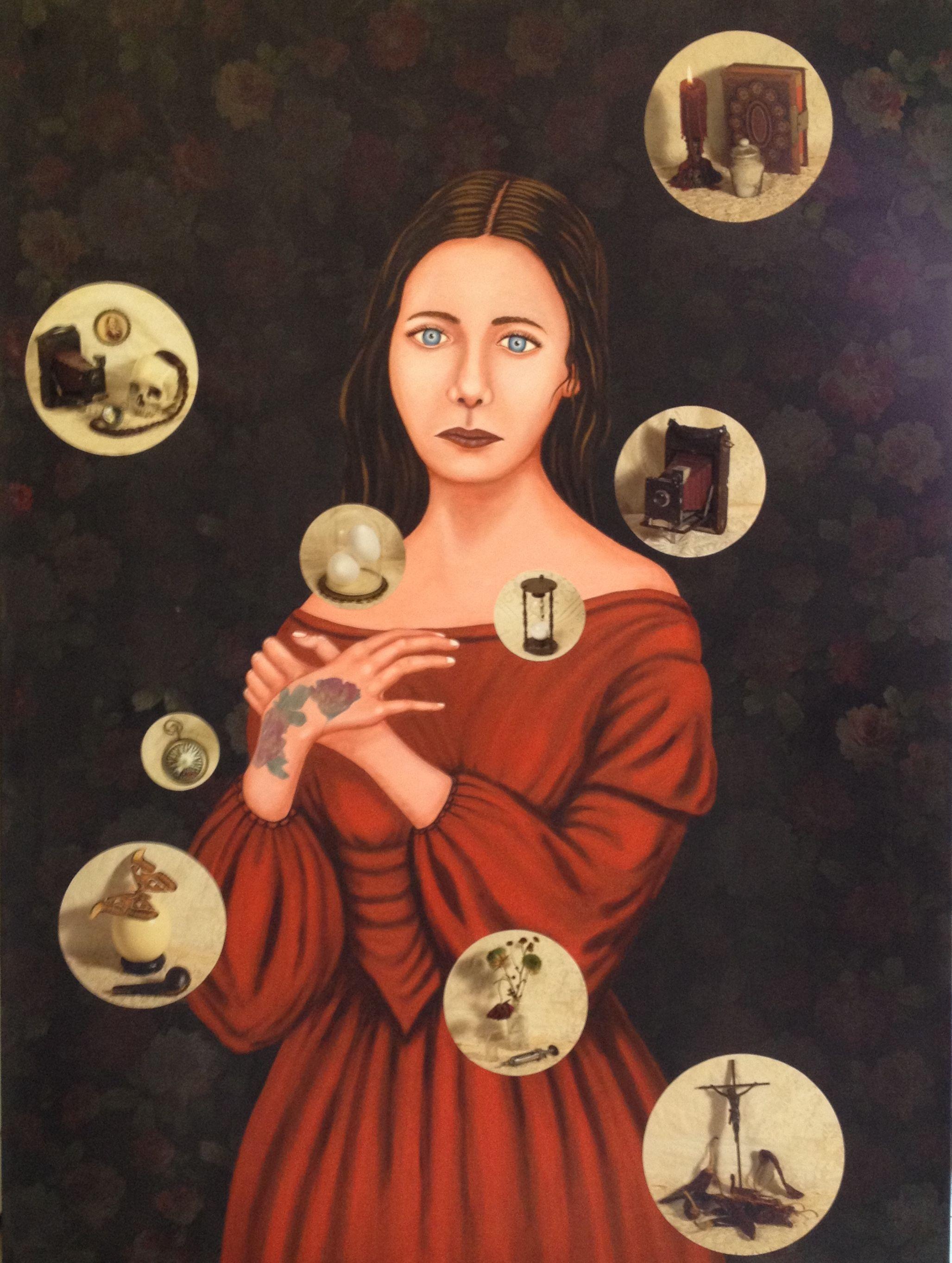Madwoman In The Attic Madwoman In The Attic Betye Saar Art