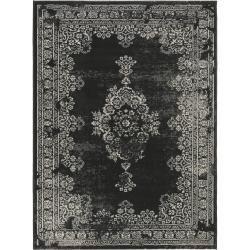 Reduced Design Carpets Benuta Classic Carpet Antique Black White 160 230 Cm Vintage Carpet In Used L In 2020 Classic Carpets Classic Rugs Black And White Carpet