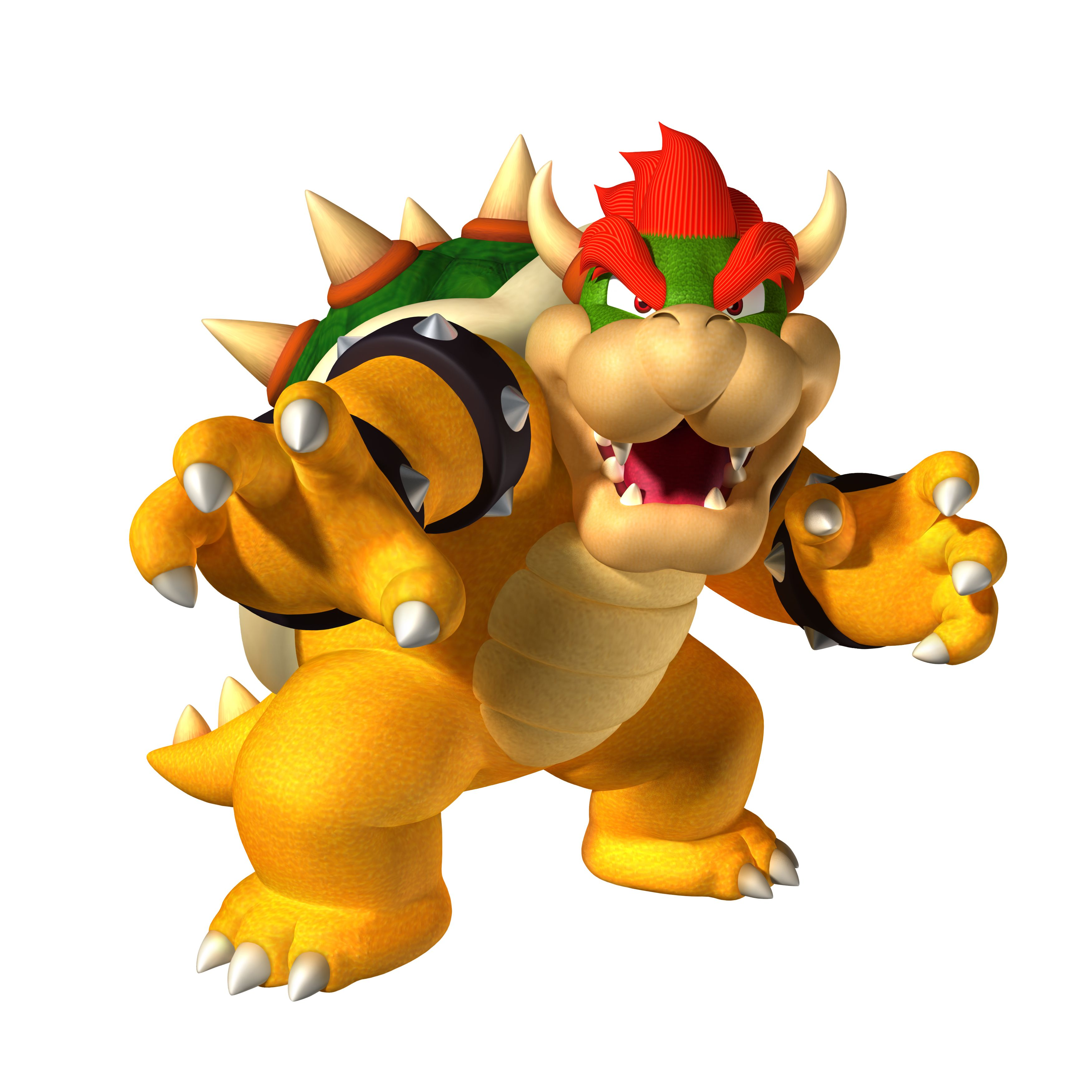 bowser your the bad guy kiddnaping peach its your fault stuff to this is king bowser as he appears in new super mario bros he first appeared in super mario bros he is the final boss of the game who mario or luigi