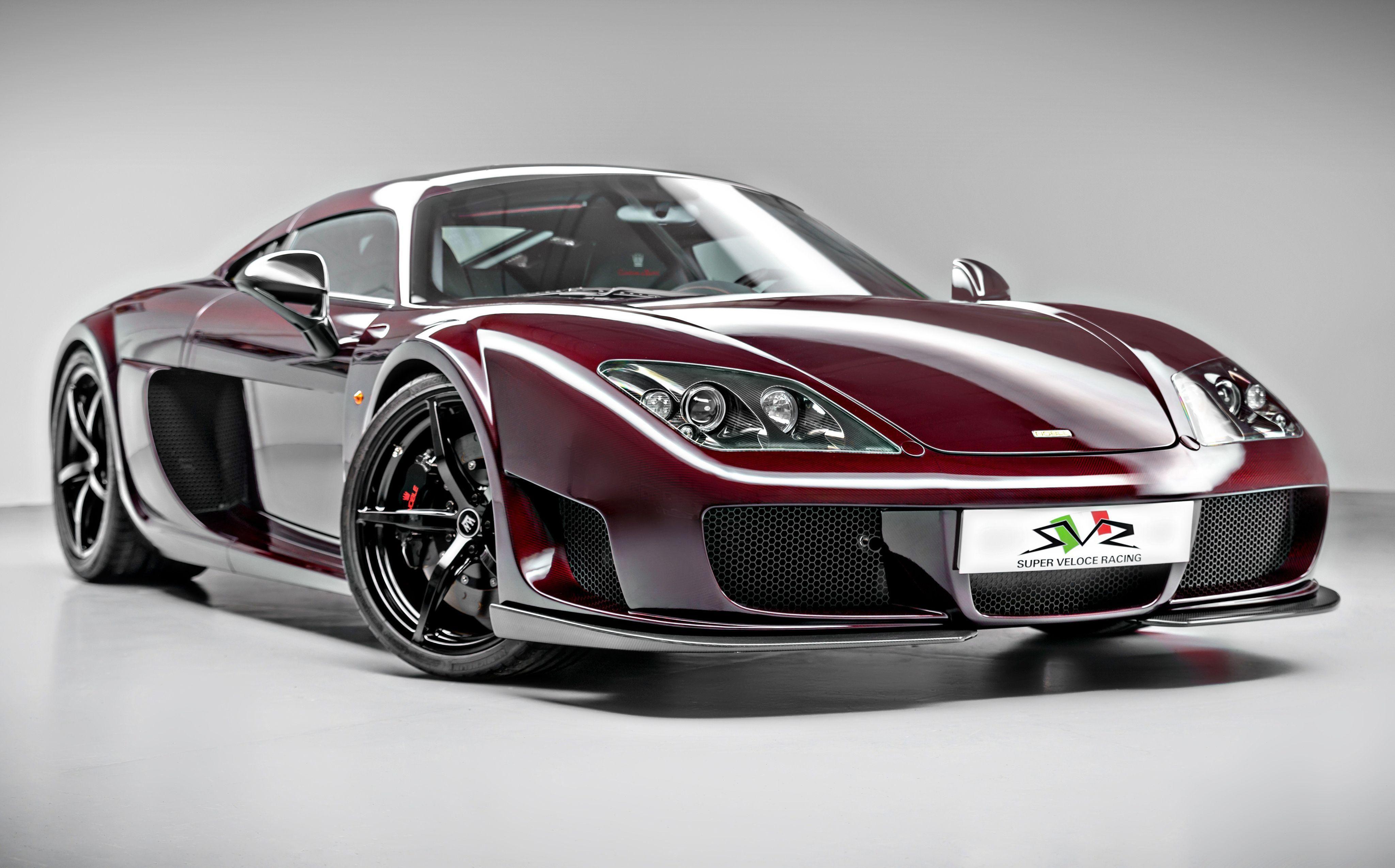 2016 Noble M600 Carbon Sport Super Cars Burgundy Car Supercars For Sale