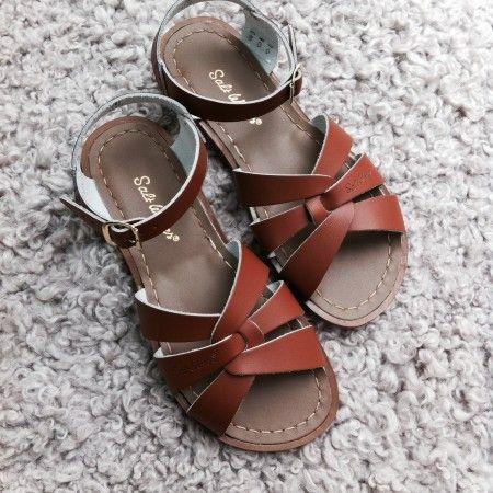Tan Original Salt-Water Sandals