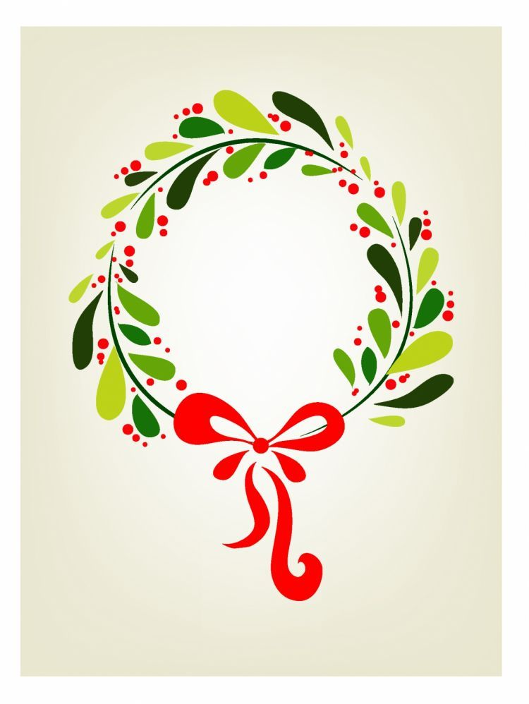 Christmas Christmas Xmas Wreath Background Christmas Wreath Designs Christmas Wreaths Xmas Wreaths