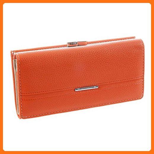 TOOGOO(R)Wallet Women s Wallet Clutch Long Design Clip Wallet Long Wallets  Coin Purse c74eaa224bf71