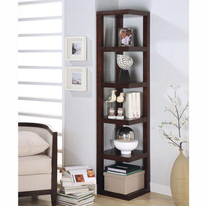 Corner shelf unit I have few good corners that could use this