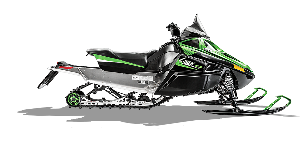Arctic Cat Lynx 2000Sled for Shelby someday.