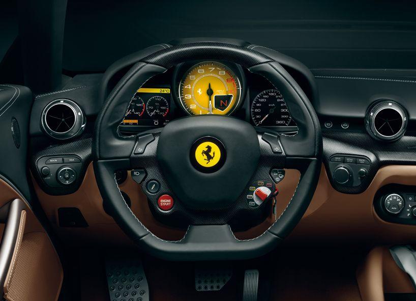 Interview With Flavio Manzoni Chief Designer At Ferrari Ferrari F12berlinetta Ferrari F12 Ferrari