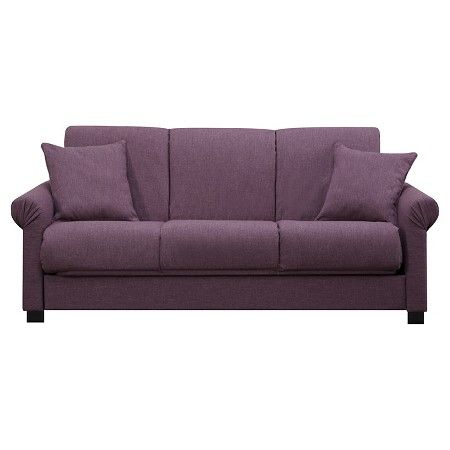 Robert Convert A Couch Amethyst Purple Handy Living Purple