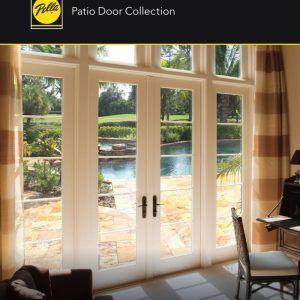 Pella 350 Series 4 Panel Sliding Door
