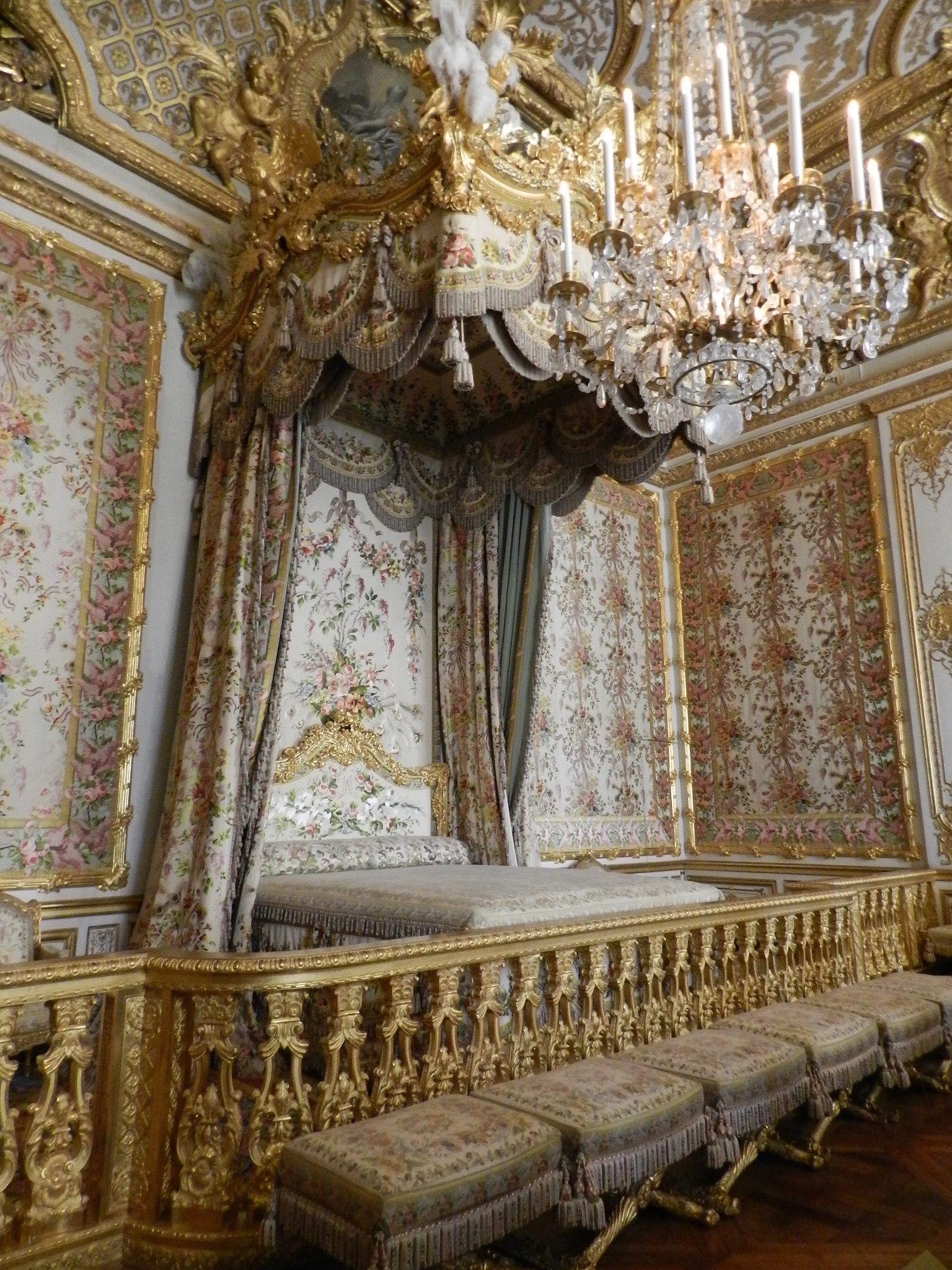 Palace Of Versailles Gardens Outdoor Ballroom