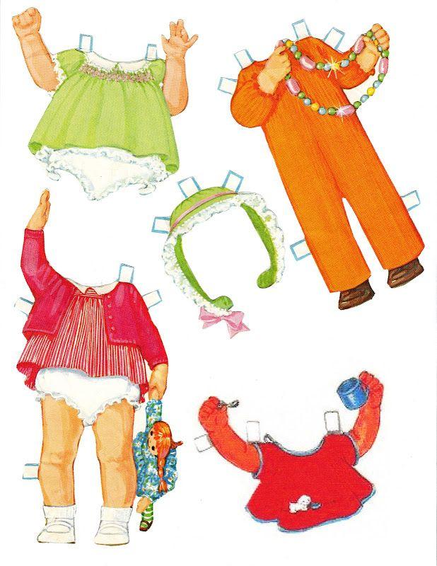 Paper Dolls~Beth Ann - Bonnie Jones - Picasa Web Albums
