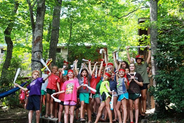 Camp Crestridge For Girls Was Founded With One Purpose In Mind To Develop Girls Physically Mentally Socially And Summer Camps For Kids Camping Summer Camp