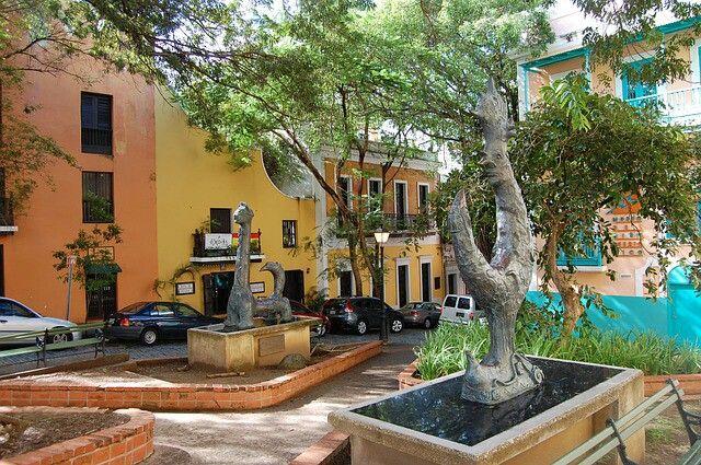 La plaza el convento.