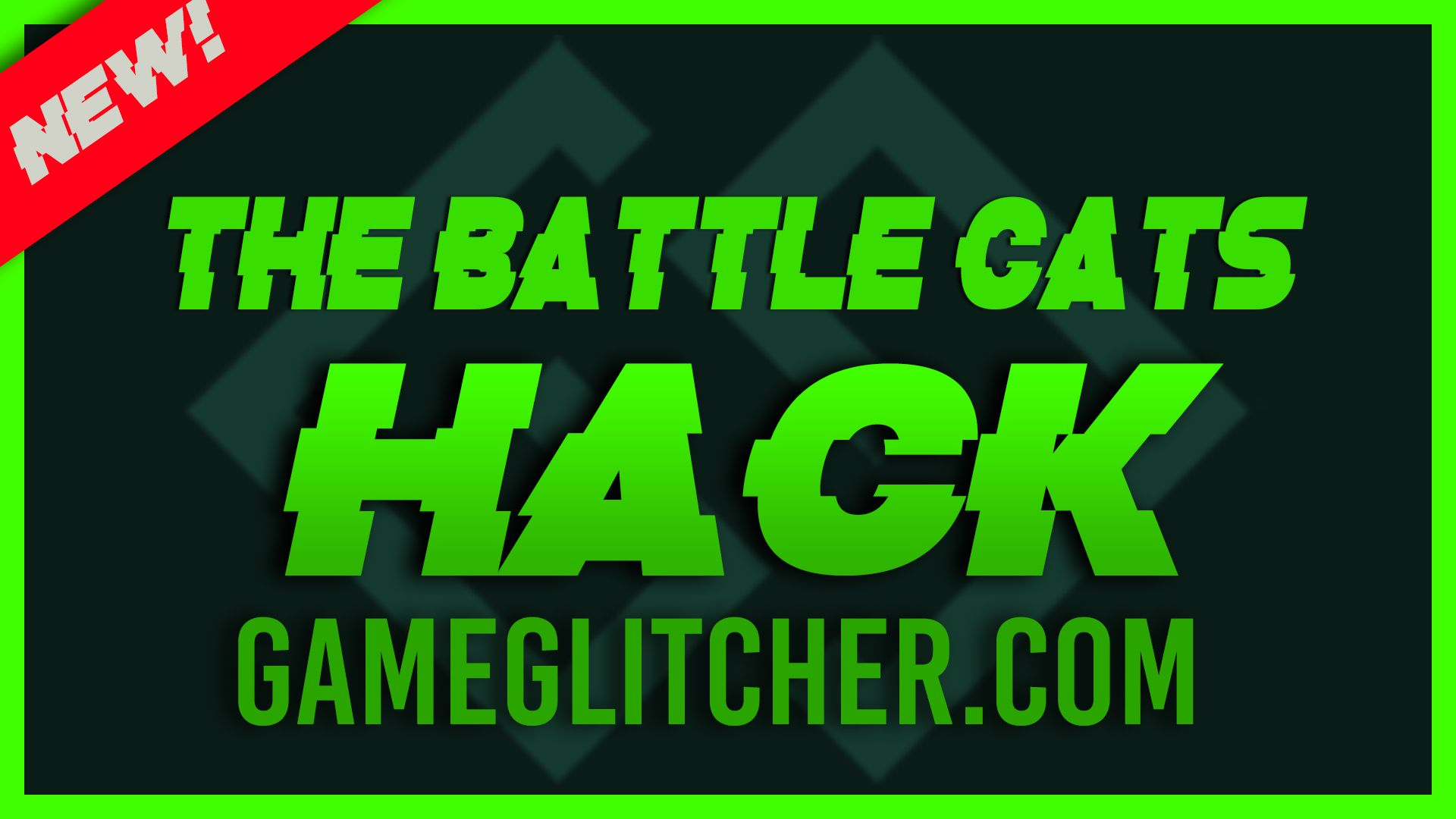 New and improved The Battle Cats Hack for unlimited Cat