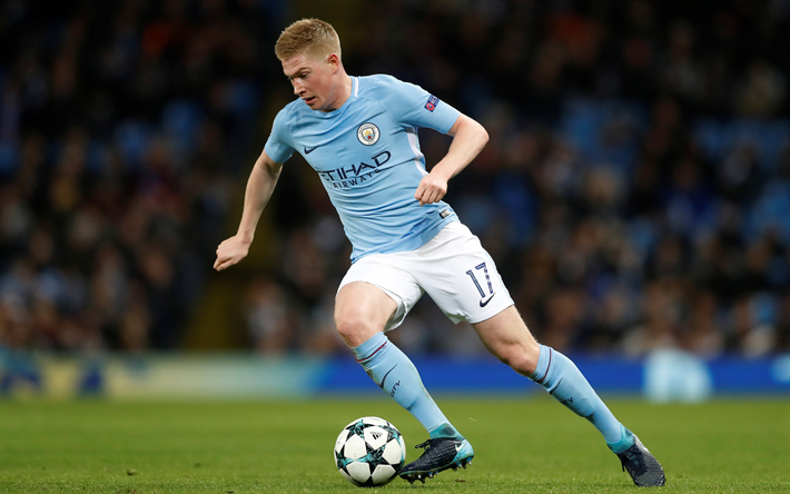 Download Wallpapers Kevin De Bruyne, Manchester City