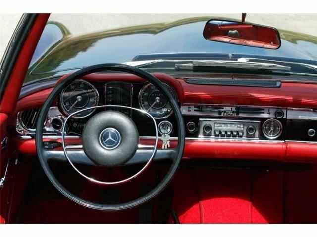 Immagine annuncio CuboAuto - MERCEDES-BENZ SL 280 SL 250 d'epoca