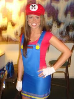 mario costume homemade costume mario brothers  sc 1 st  Pinterest & mario costume homemade costume mario brothers | Halloween ...