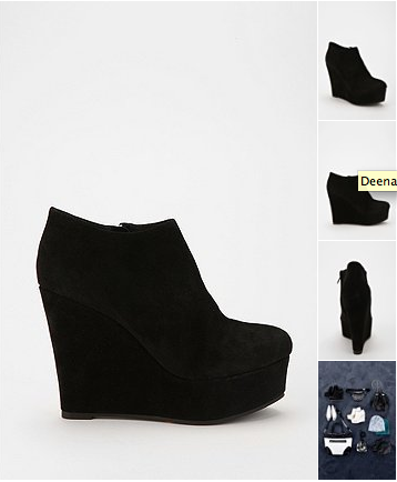 Photo of Still craving a pair of black wedge booties to wear with dresses and skirts. – wardrobe