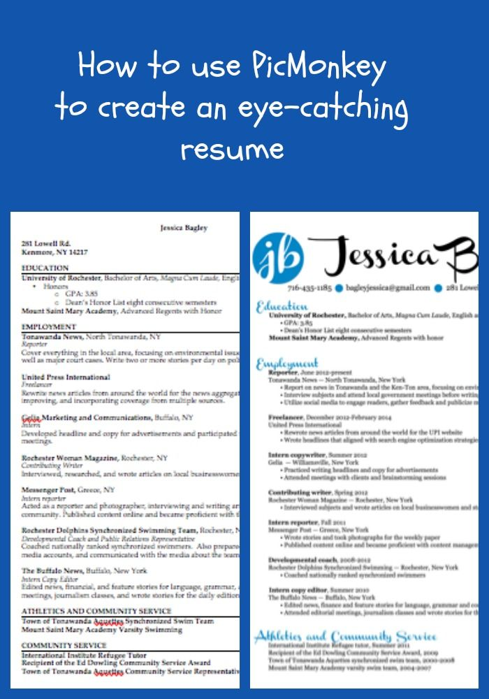Iu0027ve seen posts around the Internet lately on the importance of - Eye Catching Resume
