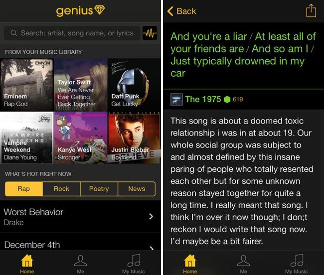 Rap Genius Launches 'Genius' iOS App for Song Lyric Discovery [iOS Blog] - http://www.aivanet.com/2014/01/rap-genius-launches-genius-ios-app-for-song-lyric-discovery-ios-blog/