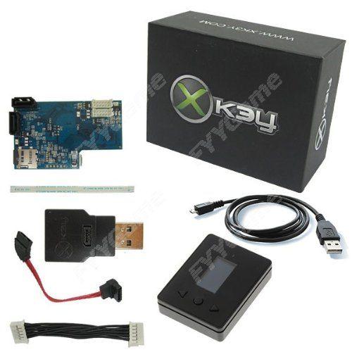 Xbox 360 Elite with Xk3y Preinstalled  http://www.cheapgamesshop.com/xbox-360-elite-with-xk3y-preinstalled/