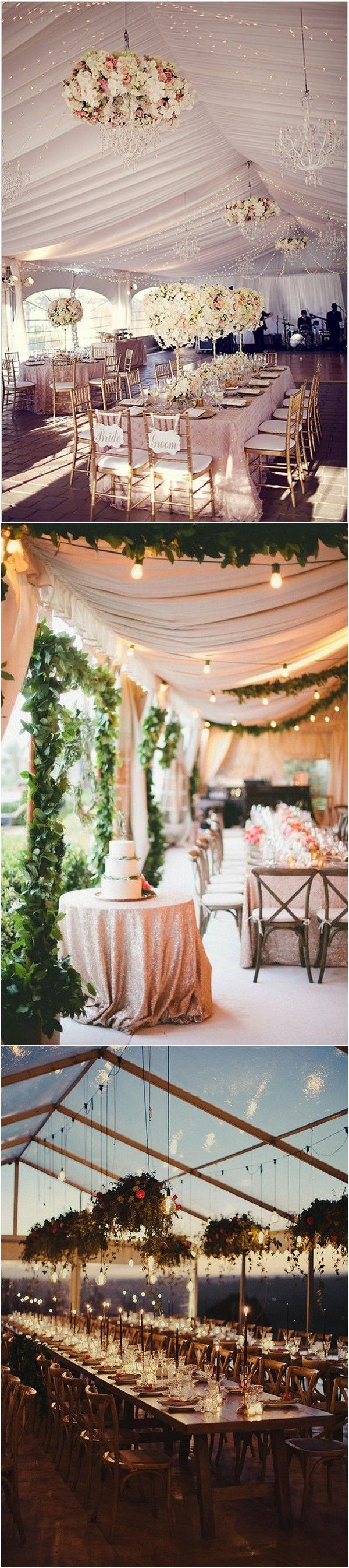 3 best images about Receptions on Pinterest   Tent wedding ...