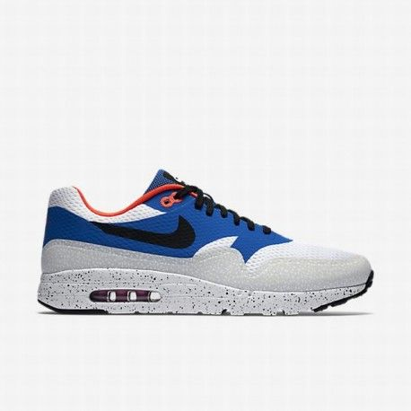 outlet store f5464 24485  121.58 nike air max 1 ultra essential,Nike Mens White Varsity Royal Reflect