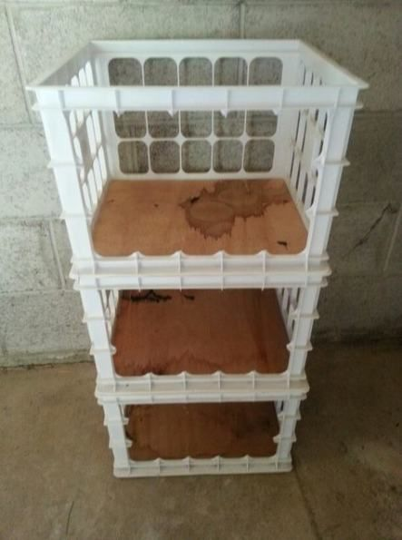 Diy Storage Ideas For Kids Milk Crates 28+ Ideas images