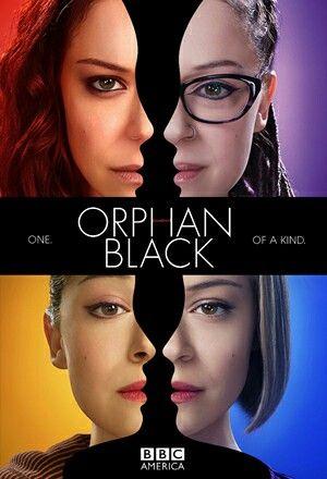 Melhor Serie Da Vida Orphanblack Orphan Black Series Para