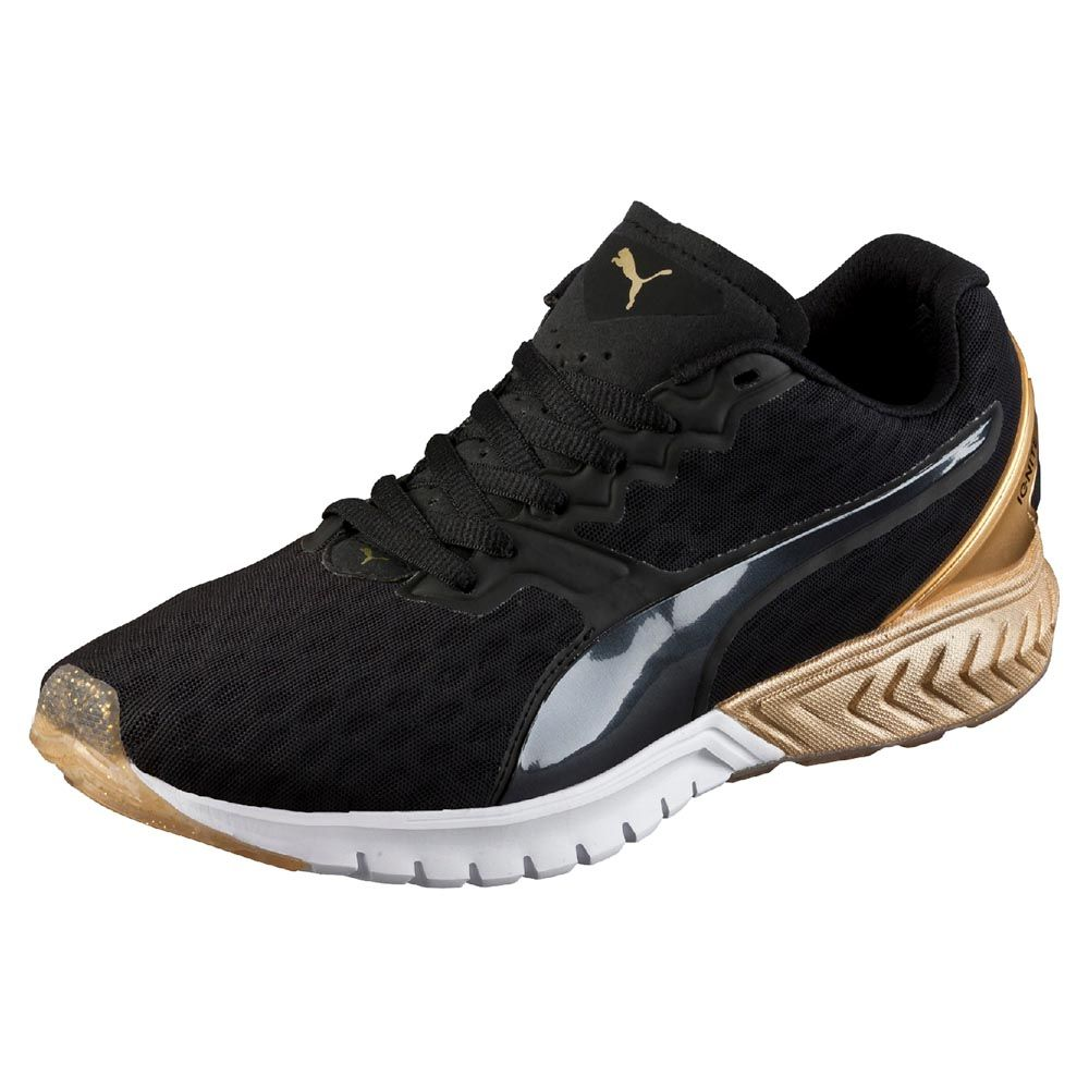Puma Ignite Dual Gold | Running shoes, Shoes, Running sneakers