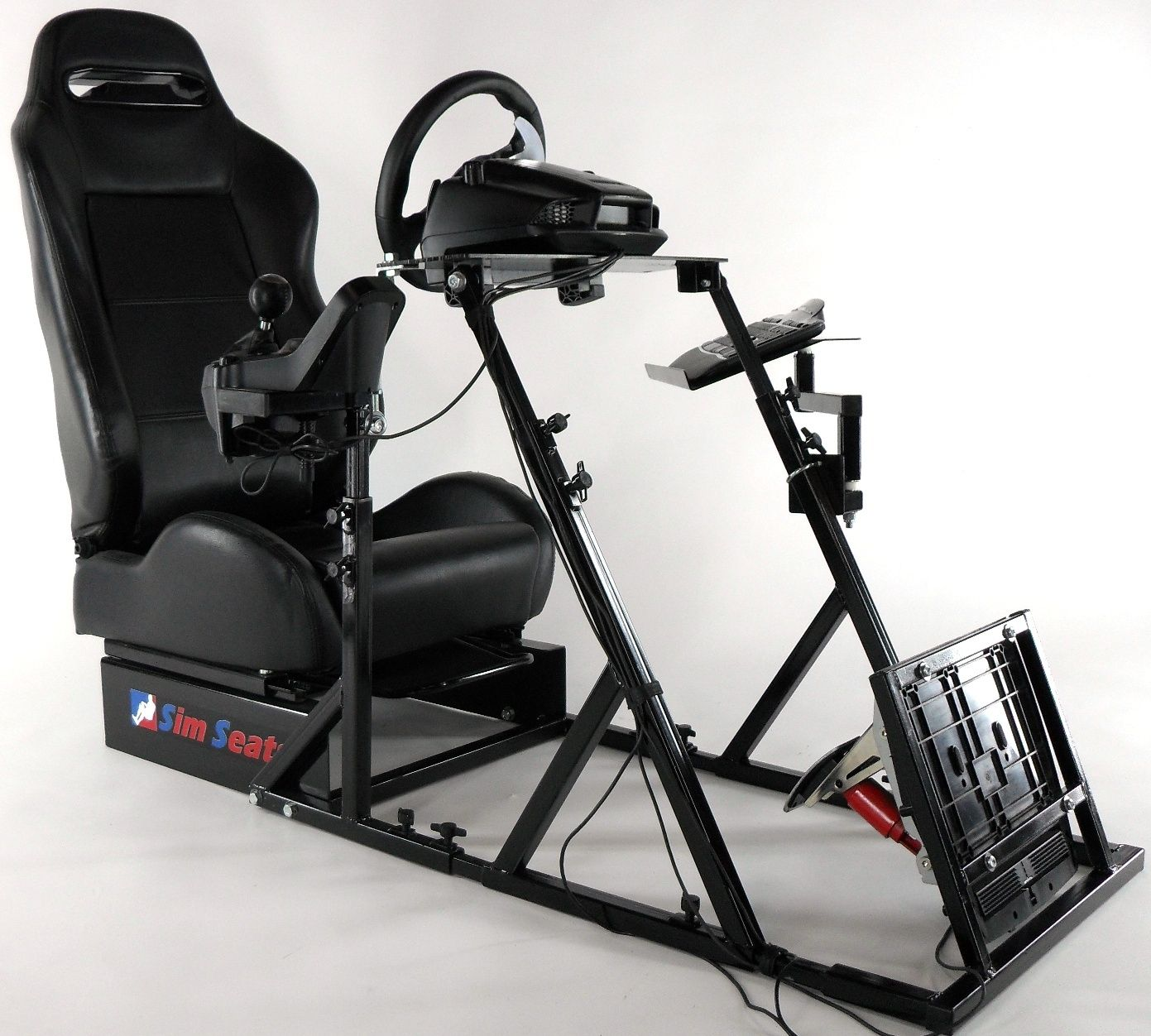 sr x driving simulator racing rig pinterest. Black Bedroom Furniture Sets. Home Design Ideas