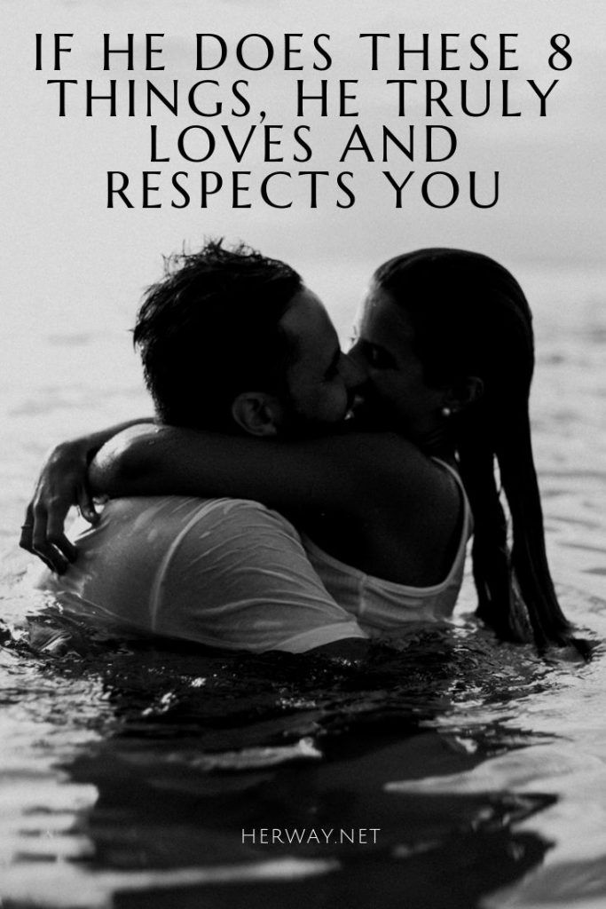 If He Does These 8 Things He Truly Loves And Respects You Romantic Kiss In Bed Kissing Couples Passionate Romantic Pictures