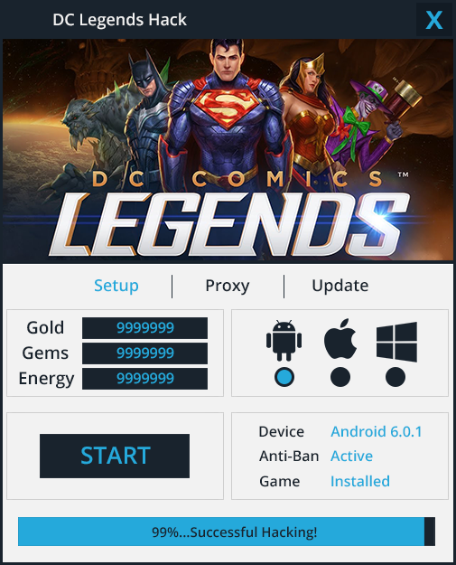 DC Legends -- Choose Your Story Hack on iphone IOS - Need