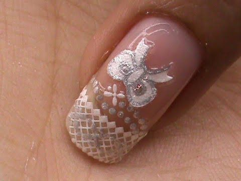 Tmart Review French Manicure Nail Art Stickers How To Do Nail