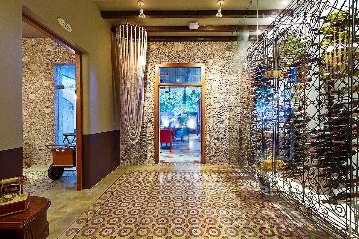 Restaurante Jacinta En Cozumel Restaurante Restaurantes Nicos  # Muebles Rusticos Cozumel