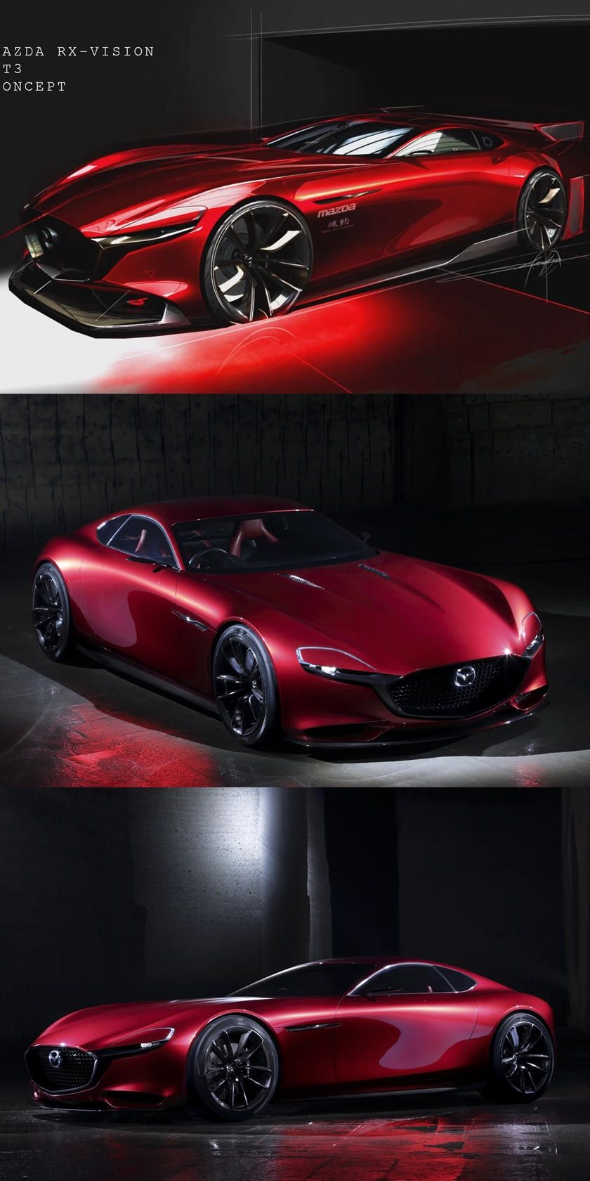 Stunning Mazda Rx Vision Is About To Get More Extreme In 2020 Mazda Tokyo Motor Show Gt Cars