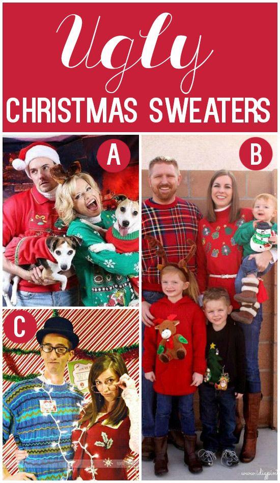 101 Creative Christmas Card Ideas | Christmas party | Pinterest ...